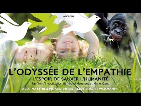 """""""L'ODYSSEE DE L'EMPATHIE""""  BANDE ANNONCE DU FILM"""