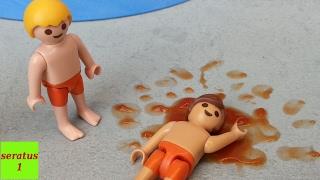 Unfall Im Aquapark Playmobil Film Seratus1