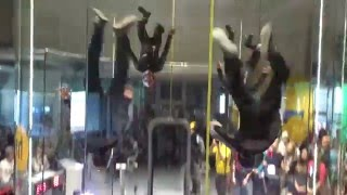 Die besten 100 Videos 1st FAI World Indoor Skydiving Championship - Silver Medallists - Czech Team MAD RAVENS