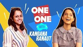 One On One | Kangana Ranaut Interview by Ilika | SpotboyE