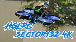 HGLRC Sector132 4K