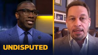Chris Broussard gives Dame Lillard, Blazers a 10% chance to beat LeBron's Lakers | NBA | UNDISPUTED