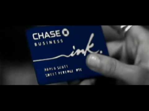 Chase Commercial for Chase Ink (2010) (Television Commercial)