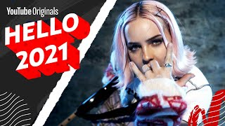 Anne-Marie - Problems (One Woman Band Performance) | Hello 2021 UK
