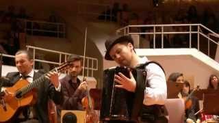 Libertango in Berlin Philharmonic (amazing!!!)