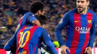 Neymar Vs PSG Home HD 1080i 08 03 2017 By MNcomps
