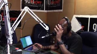 Politics Done Right on KPFT - Patrisse Cullors Interview - Sandra Bland death by cop