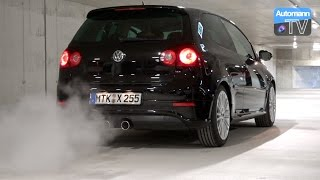 VW Golf V R32 (250hp) - pure SOUND (60FPS)