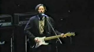 """Eric Clapton - """"Running On Faith""""  Hartford 1992"""