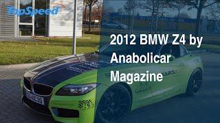 2012 BMW Z4 by Anabolicar Magazine