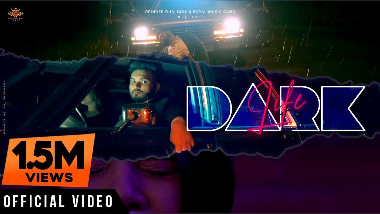 Dark Life Lyrics in Punjabi Font | Arshdeep Kaur