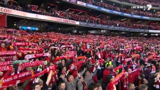 BEST YOU'LL NEVER WALK ALONE EVER!!!