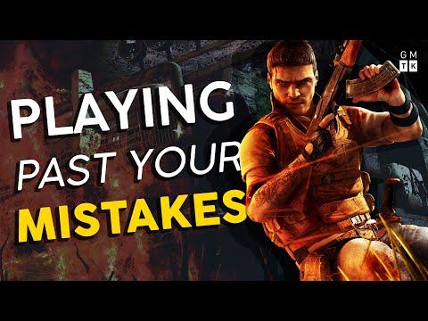 Jak hry řeší neúspěch - Game Maker's Toolkit