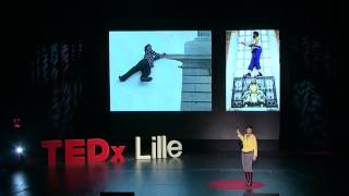 preview picture of video 'Upcycling, le dessin d'une seconde vie: Hélène de La Moureyre at TEDxLille'