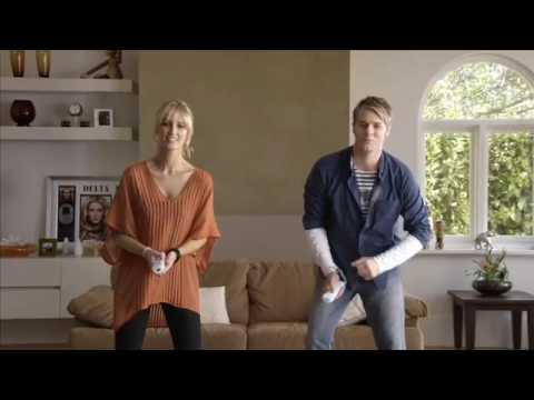 Nintendo Ropes in Delta & Brian for New Wii TV Ad