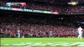Texas Rangers vs. St. Louis Cardinals 2011 World Series Game 6 Highlights