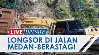 Longsor Maut di Jalan Listas Medan-Berastagi Tewaskan 3 Orang Pengendara, 2 Lainnya Luka-luka