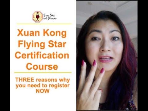 Xuan Kong Flying Star Feng Shui Certification Course ( Toronto ...