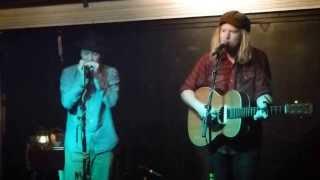 Thirteen Sad Farewells, Stu Larsen & Natsuki Kurai, Rescue Rooms Red Room, 10th Sep 2013 NEW SONG