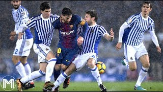 5 Tactics Which Failed to Stop Lionel Messi - HD