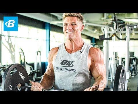 Ćwiczenia dla małych i dużych mięśni okrągłym