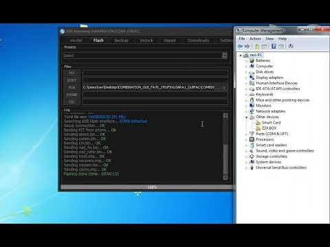 Samsung J701f FRP Reset With Z3X Easy Trik - смотреть онлайн