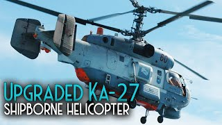 Russia's latest Kamov Ka-27 Navy helicopters, Practice Landings on Latest Frigate's