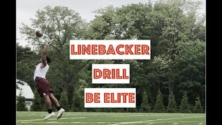Be a Playmaker: Line Backer Drill to elevate your game