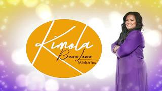 Roll Away The Stone (Kimola Brown Lowe) - Lyrics video
