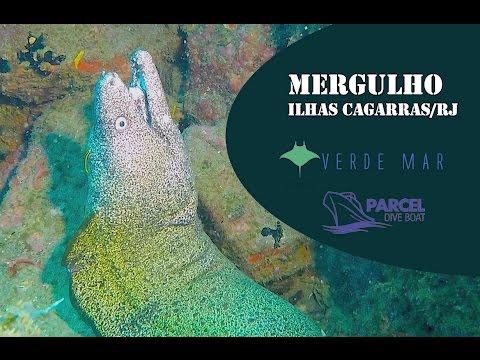 MERGULHO: Ilha Comprida com Parcel Dive Boat - Ilhas Cagarras dia 14/01/16