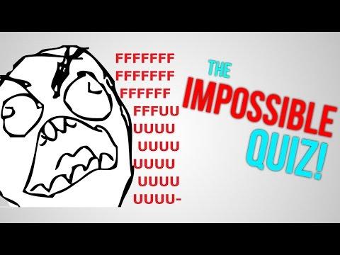 Impossible Quiz - RAGE (видео)
