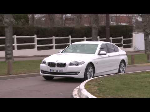 BMWSERIE 5 520d 184 Exclusiv Pack M2011