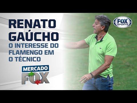 FLAMENGO PROCUROU RENATO GAÚCHO?; Klaus Câmara fala sobre interesse do Rubro-negro no treinador