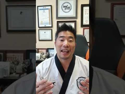 Master Sonu Chin- President of TAM foundation