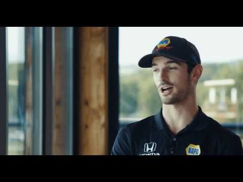 The 'Legend' Battery and Alexander Rossi