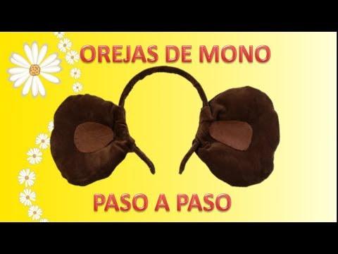 OREJAS DE MONO