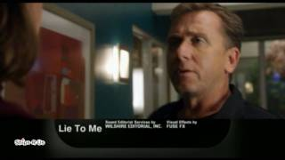 Lie to me Season 3 promo 1