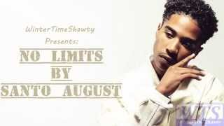 Santo August - No Limits | Lyrics (New Song)