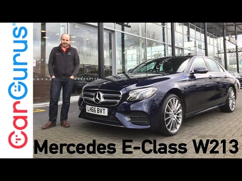 Should I buy a used Mercedes-Benz E-Class (W213)? | CarGurus UK used car review