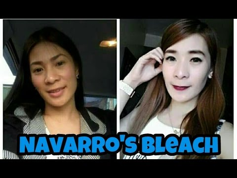 Navarro's Bleach 1 to 7 days update review Safe and effective  the amazing touch of bleach