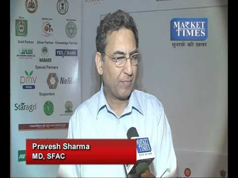 Pravesh Sharma, MD, SFAC view on National Agricul...