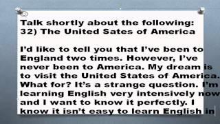 1000 английских топиков Часть 16 USA США Соединенные Штаты Америки United States