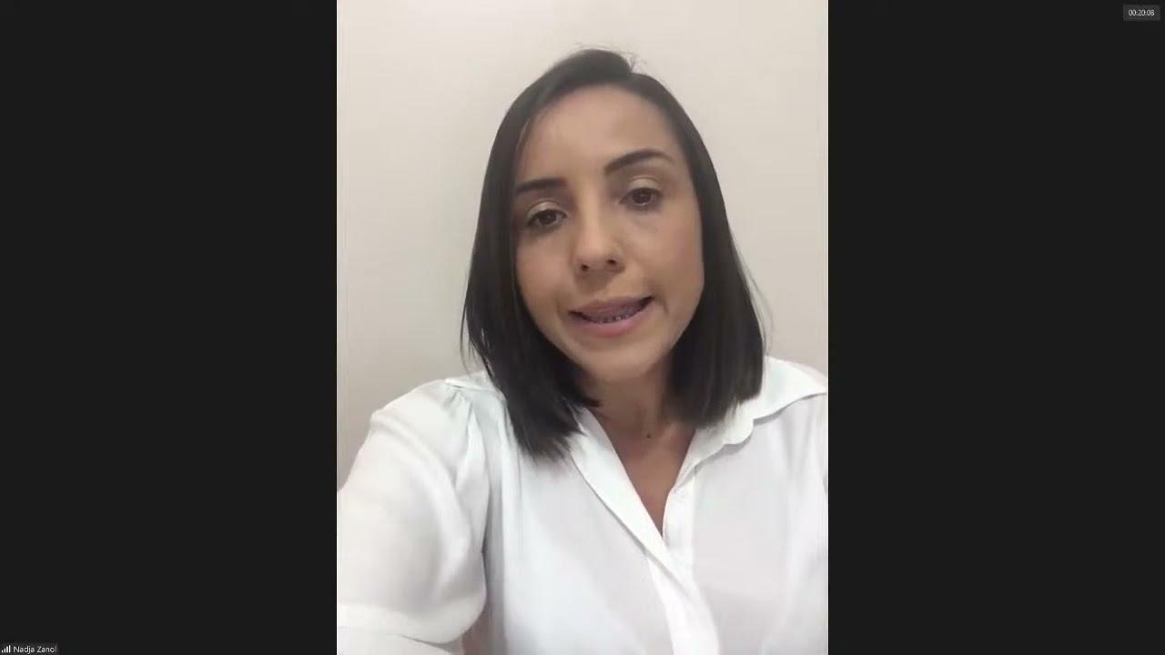 Mulher na Política - com Nadja Zanol