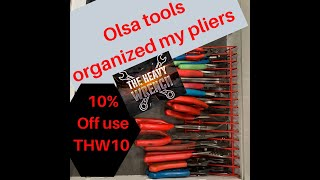 olsa tools hooked up a heavy equipment tech with some tools. check out this tool haul i got.