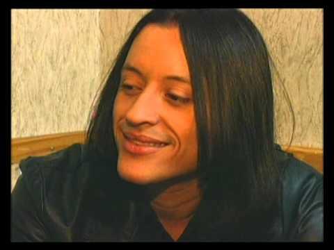 Elvis Crespo video Entrevista CM - Píntame - Argentina 1999
