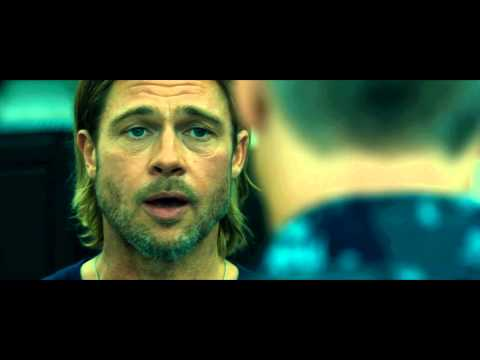 World War Z (Clip 'I Can't Leave My Family')