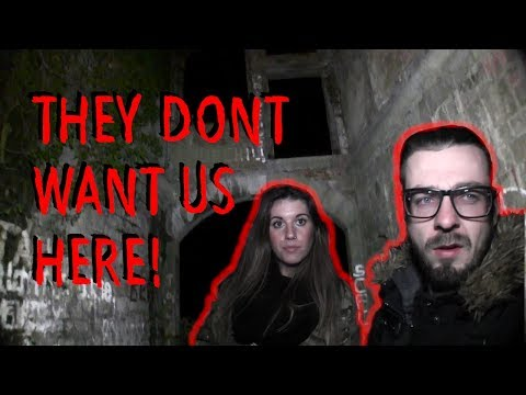 Scary Paranormal Activity Captured At Haunted Civil War Fortress