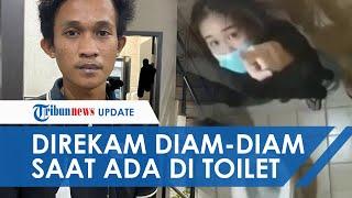 Detik-detik Wanita Pergoki Petugas Kebersihan Pasang Kamera Diam-diam saat di Toilet, Pelaku di-PHK