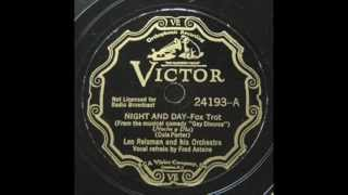 Fred Astaire  Night And Day 1932  Cole Porter Songs
