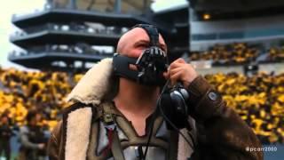 Bane Sings the Irish National Anthem